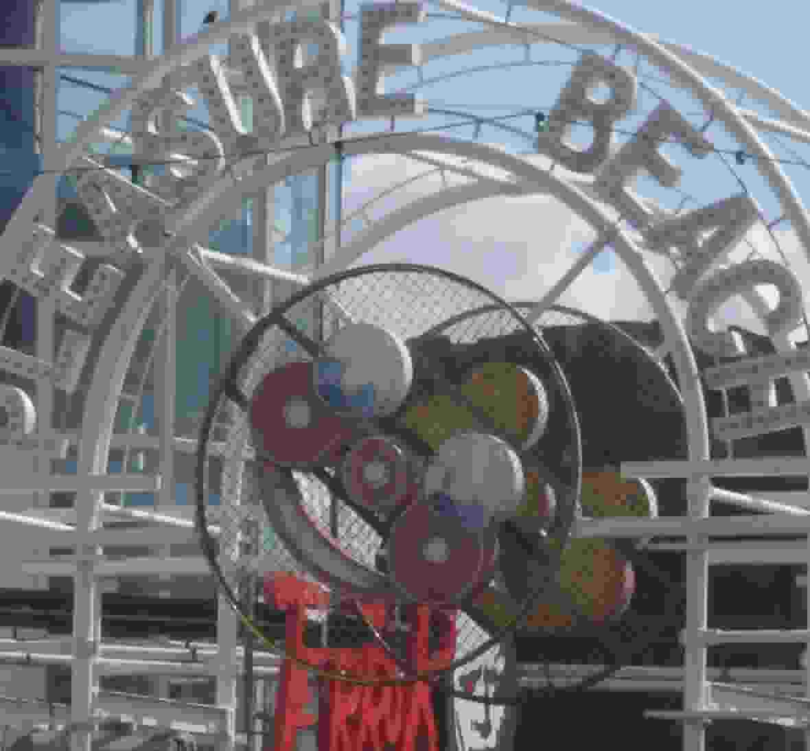 Pleasure Beach Blackpool Fathers Day Offer